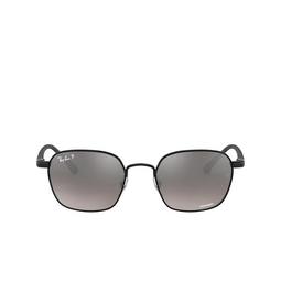 Ray-Ban® Sunglasses: RB3664CH color Black 002/5J.