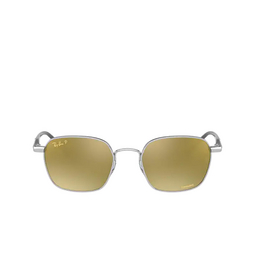 Ray-Ban® Sunglasses: RB3664CH color Silver 003/6O.