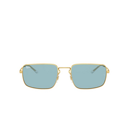 Ray-Ban® Rectangle Sunglasses: RB3669 color Arista 001/Q2.