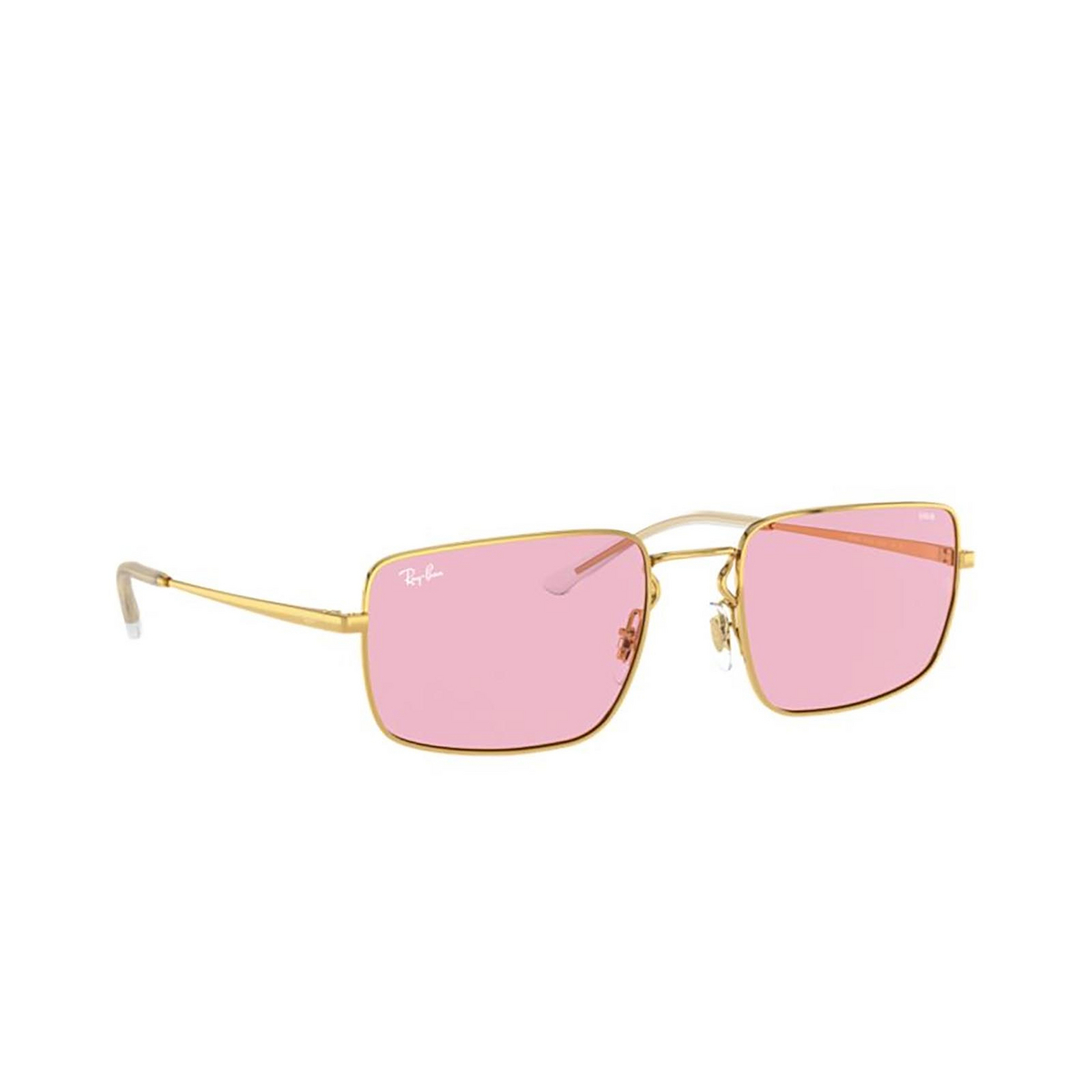 Ray-Ban® : RB3669 color Arista 001/Q3.
