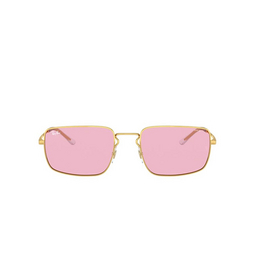 Ray-Ban® Rectangle Sunglasses: RB3669 color Arista 001/Q3.