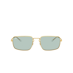 Ray-Ban® Rectangle Sunglasses: RB3669 color Arista 001/Q5.