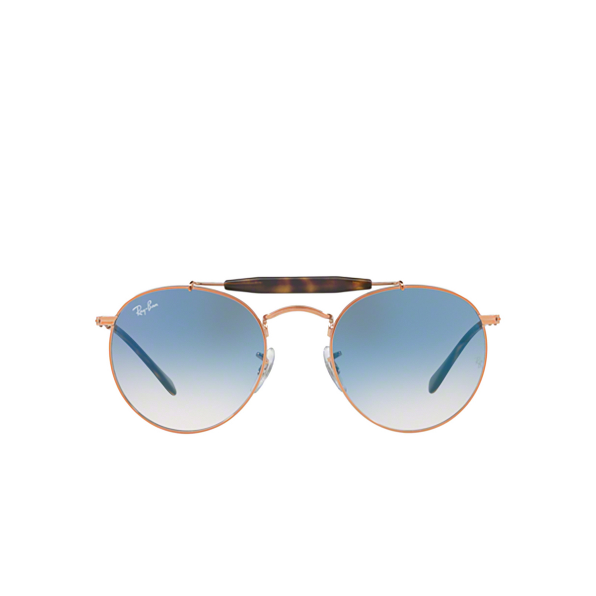 Ray-Ban® Round Sunglasses: RB3747 color 9035/3F - 1/3.