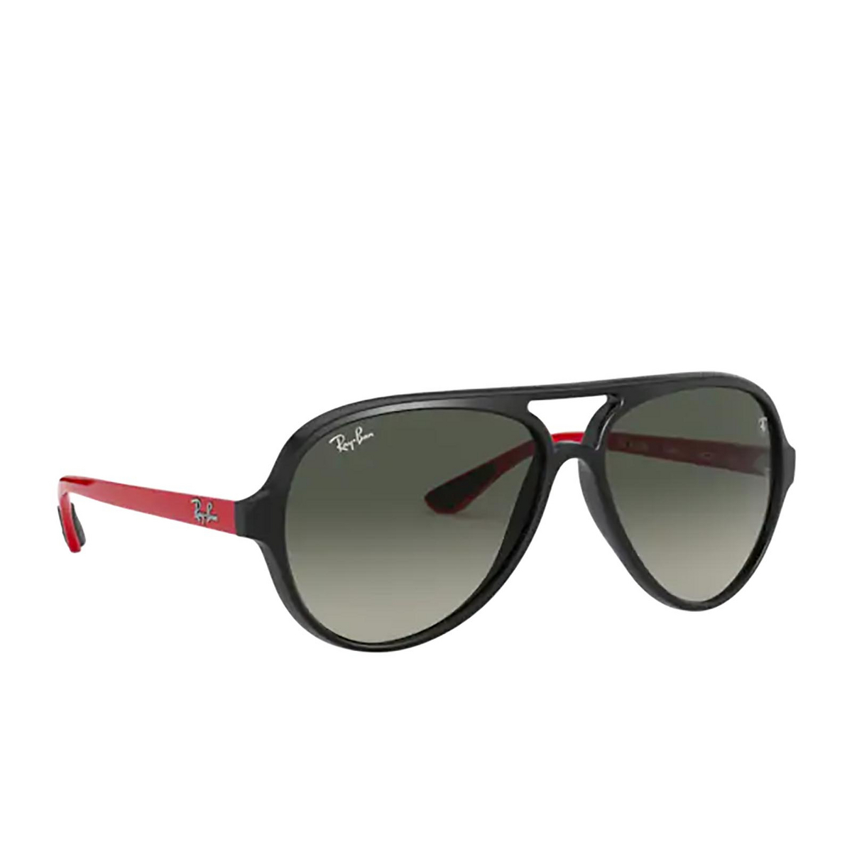 Ray-Ban® Aviator Sunglasses: RB4125M color Black F64471 - 2/3.