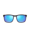 Ray-Ban® Square Sunglasses: RB4264 color Matte Black 601SA1 - product thumbnail 1/3.