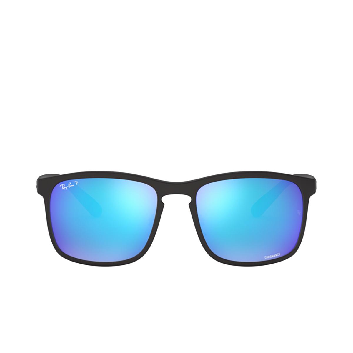 Ray-Ban® Square Sunglasses: RB4264 color Matte Black 601SA1 - 1/3.