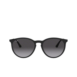 Ray-Ban® Round Sunglasses: RB4274 color Black 601/8G.