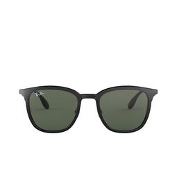 Ray-Ban® Sunglasses: RB4278 color Black / Matte Black 628271.