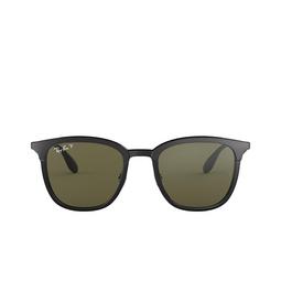 Ray-Ban® Sunglasses: RB4278 color Black / Matte Black 62829A.