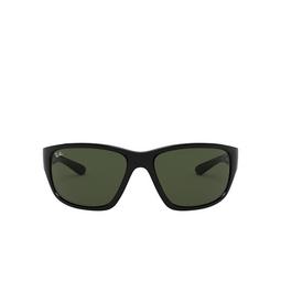 Ray-Ban® Square Sunglasses: RB4300 color Black 601/31.