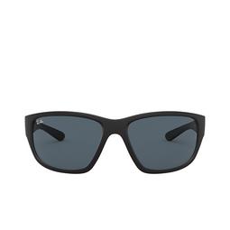 Ray-Ban® Square Sunglasses: RB4300 color Matte Black 601SR5.