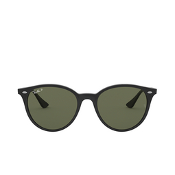Ray-Ban® Round Sunglasses: RB4305 color Black 601/9A.
