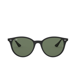 Ray-Ban® Round Sunglasses: RB4305 color Black 601/71.