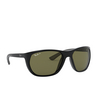 Ray-Ban® Square Sunglasses: RB4307 color Black 601/9A - product thumbnail 2/3.