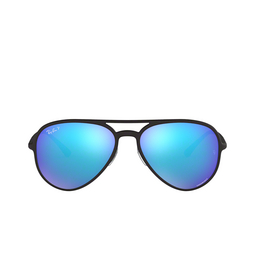 Ray-Ban® Sunglasses: RB4320CH color Matte Black 601SA1.