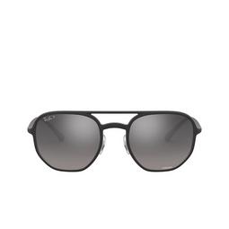 Ray-Ban® Square Sunglasses: RB4321CH color Matte Black 601S5J.
