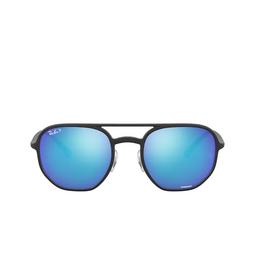 Ray-Ban® Square Sunglasses: RB4321CH color Matte Black 601SA1.