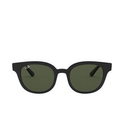 Ray-Ban® Square Sunglasses: RB4324 color Black 601/31.
