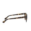 Ray-Ban® Square Sunglasses: RB4324 color Light Havana 710/51 - product thumbnail 3/3.