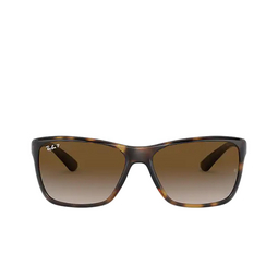 Ray-Ban® Sunglasses: RB4331 color Light Havana 710/T5.