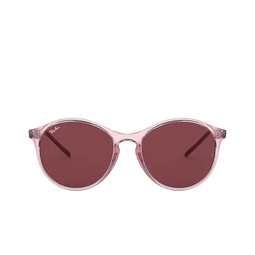 Ray-Ban® Sunglasses: RB4371 color Transparent Pink 640075.