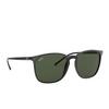 Ray-Ban® Square Sunglasses: RB4387 color Black 601/71 - product thumbnail 2/3.
