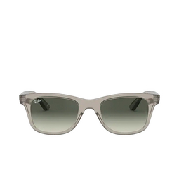 Ray-Ban® Sunglasses: RB4640 color Transparent Grey 644971.