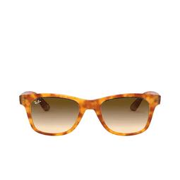 Ray-Ban® Sunglasses: RB4640 color Yellow Light Havana 647551.