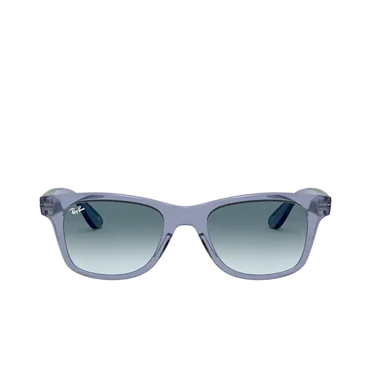Ray-Ban® : RB4640 color Transparent Blue 64963M.