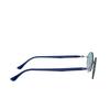 Ray-Ban® Oval Sunglasses: RB8060 color Gunmetal 004/80 - product thumbnail 3/3.