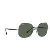 Ray-Ban® Irregular Sunglasses: RB8067 color Black On Sanding Gunmetal 154/71 - product thumbnail 2/3.
