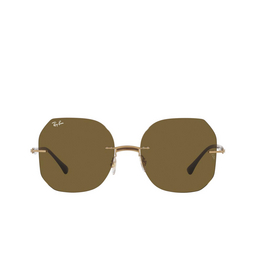Ray-Ban® Sunglasses: RB8067 color Brown On Arista 157/73.