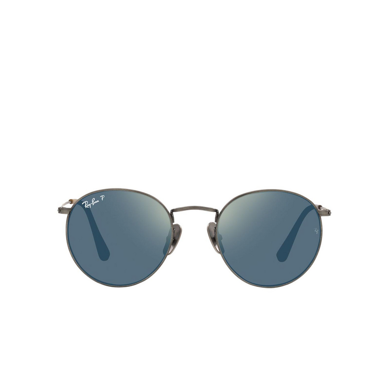 Ray-Ban® Round Sunglasses: RB8247 color Demigloss Petwer 9208T0.