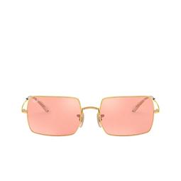 Ray-Ban® Sunglasses: Rectangle RB1969 color Arista 001/3E.