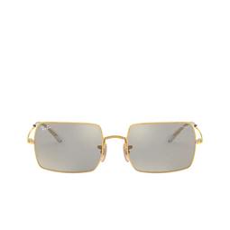 Ray-Ban® Sunglasses: Rectangle RB1969 color Arista 001/B3.