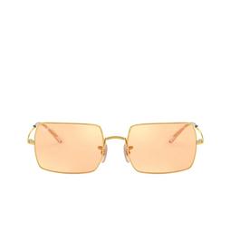 Ray-Ban® Sunglasses: Rectangle RB1969 color Arista 001/B4.