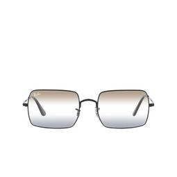 Ray-Ban® Sunglasses: Rectangle RB1969 color Black 002/GB.
