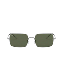 Ray-Ban® Sunglasses: Rectangle RB1969 color Silver 914931.