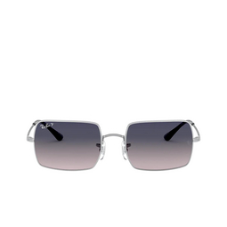Ray-Ban® Sunglasses: Rectangle RB1969 color Silver 914978.