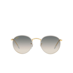 Ray-Ban® Sunglasses: Round Full Color RB3447JM color Grey On Legend Gold 919632.