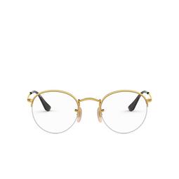 Ray-Ban® Eyeglasses: Round Gaze RX3947V color Gold 2500.