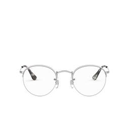 Ray-Ban® Eyeglasses: Round Gaze RX3947V color Silver 2501.