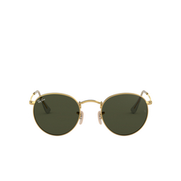 Ray-Ban® Sunglasses: Round Metal RB3447 color Arista 001.