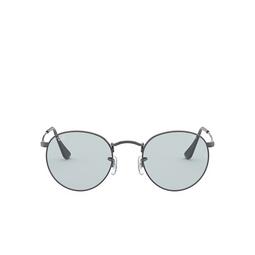 Ray-Ban® Sunglasses: Round Metal RB3447 color Gunmetal 004/T3.