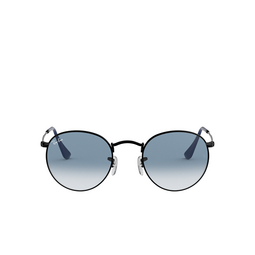 Ray-Ban® Sunglasses: Round Metal RB3447 color Matte Black 006/3F.