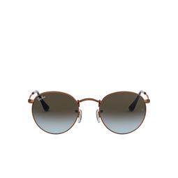 Ray-Ban® Sunglasses: Round Metal RB3447 color Dark Bronze 900396.