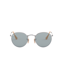 Ray-Ban® Sunglasses: Round Metal RB3447 color Silver 9065I5.