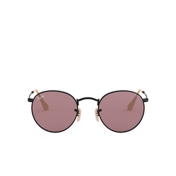 Ray-Ban® Sunglasses: Round Metal RB3447 color Black 9066Z0.