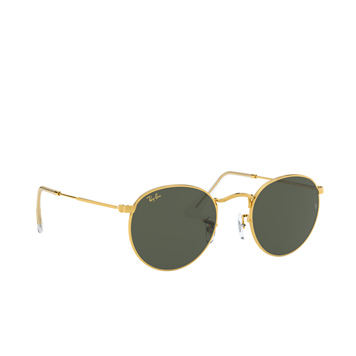Ray-Ban® Round Sunglasses: Round Metal RB3447 color Legend Gold 919631.