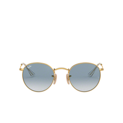 Ray-Ban® Sunglasses: Round Metal RB3447N color Arista 001/3F.